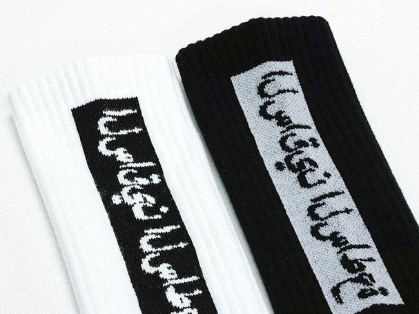 GanaG Socks Shine-leg Socksソックス