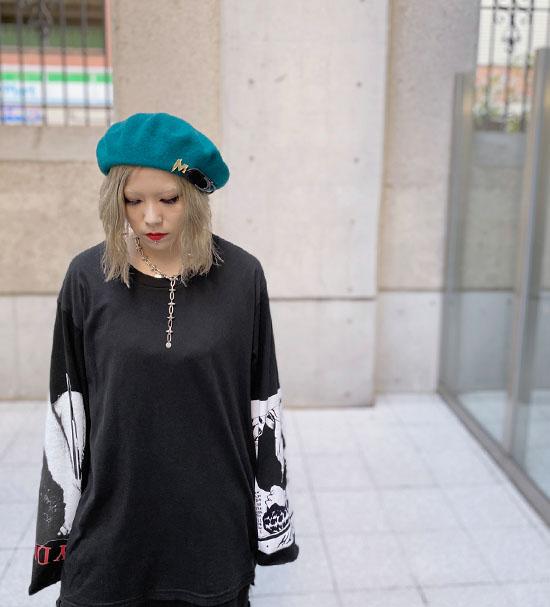 MIFUNE Moskva パイピングベレー帽