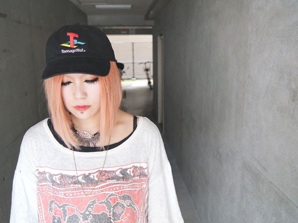 NOiSE CRAFT 18AW TS CAP