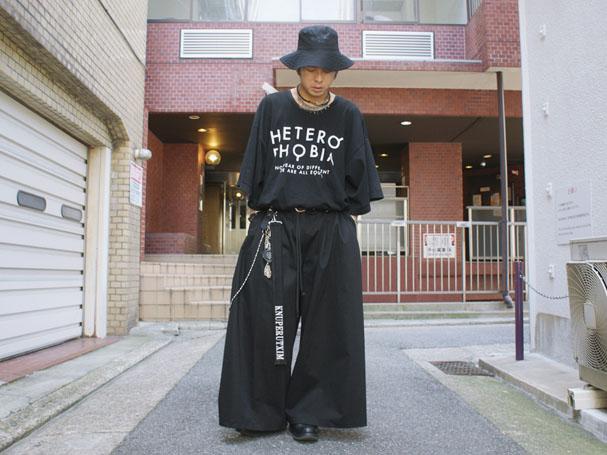 SHINICHI SUMINO DOKAN PANTS