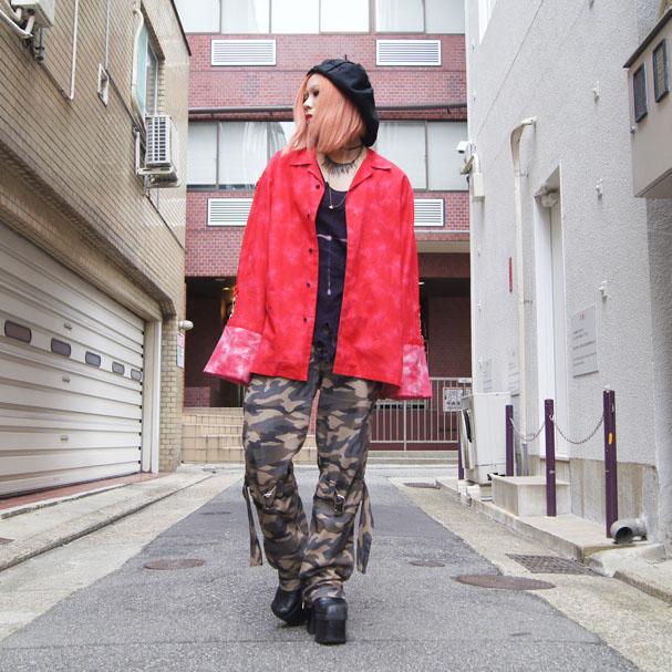 SHINICHI SUMINO モスリンシャツ