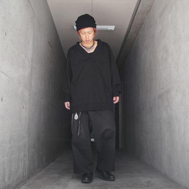 SHINICHI SUMINO サムライプルオーバートップス