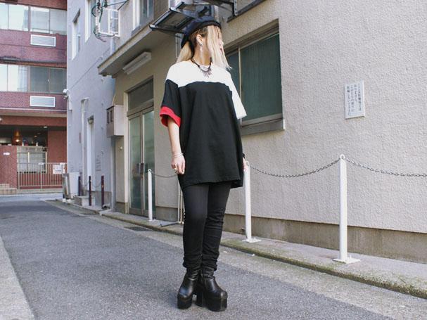 SHINICHI SUMINO CRANE Tシャツカットソー
