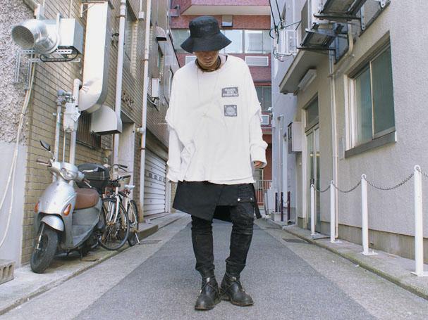 SHINICHI SUMINO ラップスカート