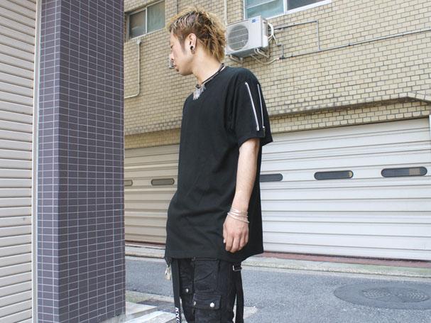 SHINICHI SUMINO ボンテージ Tシャツカットソー