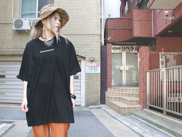 SHINICHI SUMINO MIXTYREPUNK Tシャツカットソー