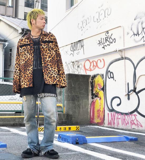 SHINICHI SUMINO ミリタリーモスリンシャツ