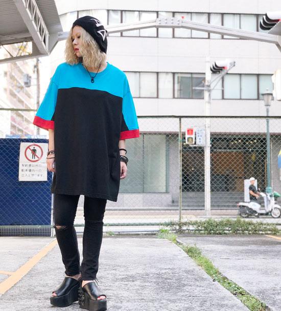 SHINICHI SUMINO マルチカラーTシャツ