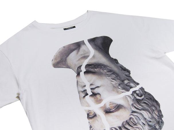 SUB-AGE. グラフィックTシャツカットソー