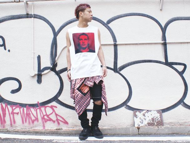 SUB-AGE. ノースリーブTシャツ