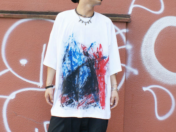 ULTRAC BIGTシャツ Disaster