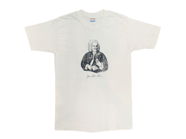 バッハTシャツ
