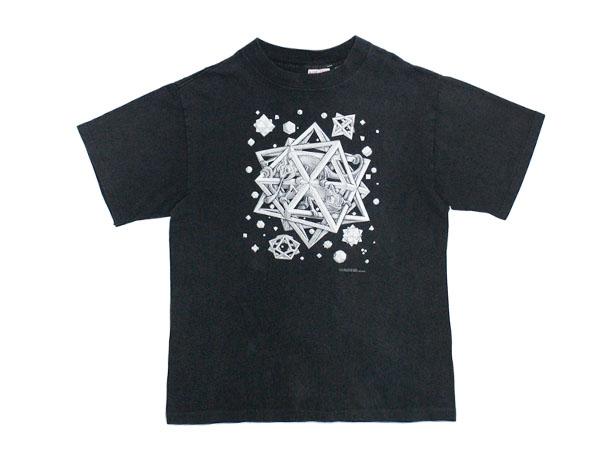 エッシャーTシャツ