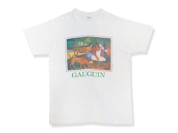 ゴーギャンTシャツ