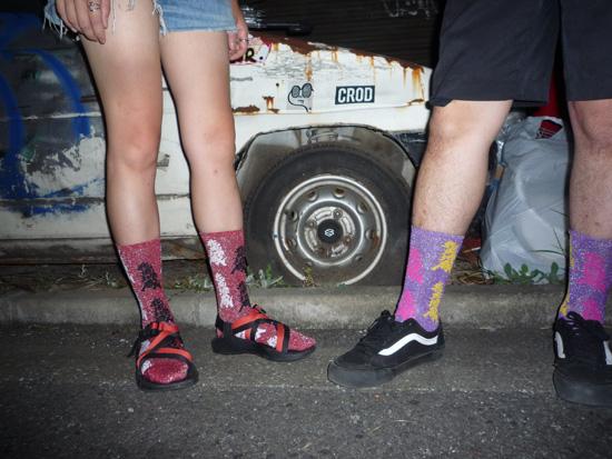 GanaG Socks JapanesetribeSocks