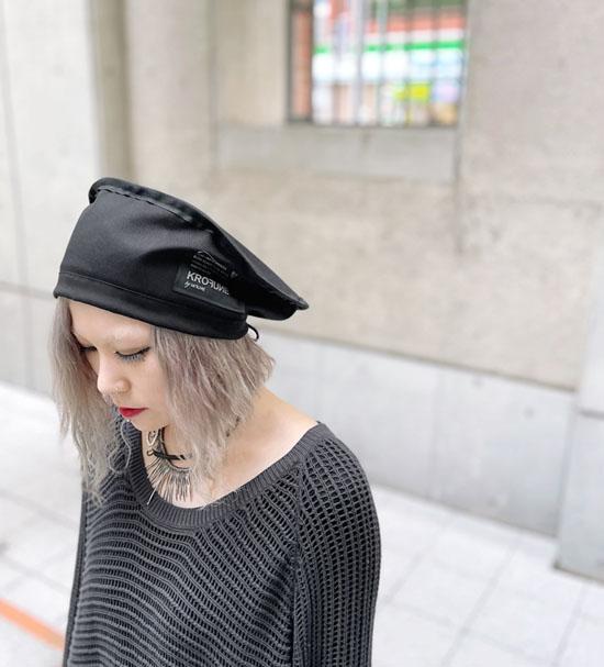KROFUNE WAKE ベレー帽
