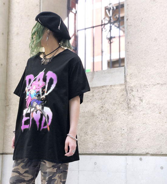 NOiSE CRAFT BAD END Tee